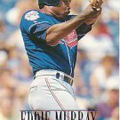 1996 Ultra #51 Eddie Murray