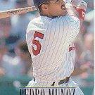 1996 Ultra #91 Pedro Munoz