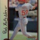 1998 Bowman Chrome #287 Bob Abreu