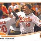 2013 Topps #119 Chris Davis