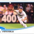 2013 Topps #225 Will Venable