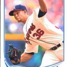 2013 Topps #257 Mike Minor