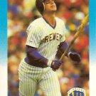 1987 Fleer Update #9 Greg Brock