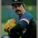 1983 Fleer #327B Tom Brookens