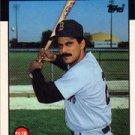 1986 Topps Traded #95T Ed Romero