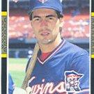 1987 Donruss #318 Steve Lombardozzi