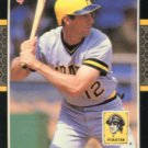 1987 Donruss #326 Bill Almon