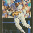 1989 Donruss 459 Mitch Webster