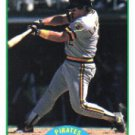 1989 Score #33 Mike LaValliere