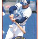 1989 Score #385 Rance Mulliniks