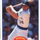 1989 Score #587 Jim Adduci