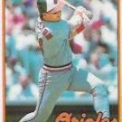 1989 Topps 521 Mickey Tettleton