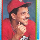 1990 Topps 257 Jose DeLeon