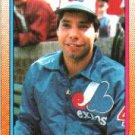 1990 Topps 485 John Candelaria