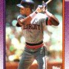 1990 Topps 512 Gary Pettis