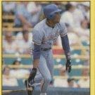 1991 Fleer 585 Darryl Hamilton