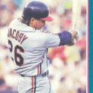 1991 Score 162 Brook Jacoby
