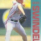 1992 Fleer 124 Greg Swindell