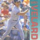 1992 Fleer 246 Randy Velarde