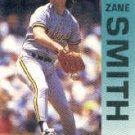 1992 Fleer 568 Zane Smith