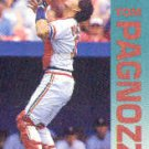 1992 Fleer 586 Tom Pagnozzi