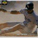 1994 Collector's Choice #150 Lance Johnson