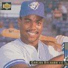1994 Collector's Choice #4 Carlos Delgado