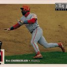 1994 Collector's Choice #76 Wes Chamberlain