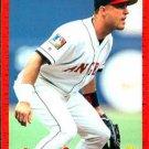 1994 Score Rookie/Traded #RT66 Spike Owen