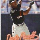 1997 Ultra #467 Dante Powell