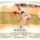 2012 Topps Allen and Ginter #297 Justin Morneau