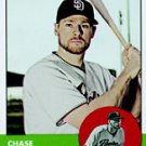2012 Topps Heritage #110 Chase Headley