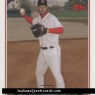 2006 Topps Red Sox #BOS8 Tim Wakefield