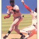 1992 Donruss 453 Jose Uribe