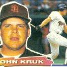 1988 Topps Big 60 John Kruk