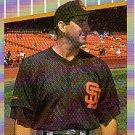 1989 Fleer Update #124 Bruce Hurst