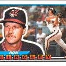 1989 Topps Big 37 Ron Tingley