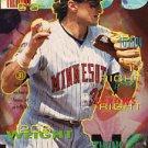 1995 Fleer #207 Scott Leius