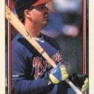 1992 Topps 49 Damon Berryhill