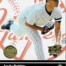 2000 Topps Subway Series #43 Andy Pettitte