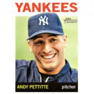 2013 Topps Heritage #391 Andy Pettitte