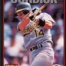 1993 Triple Play #45 Mike Bordick