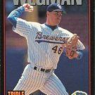 1993 Triple Play #56 Bill Wegman