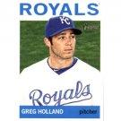 2013 Topps Heritage #369 Greg Holland