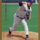 1999 Topps 38 Sean Bergman