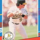 1991 Donruss 158 Mike Gallego