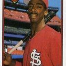 1989 Bowman #442 Willie McGee