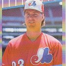 1989 Fleer Update #99 Zane Smith