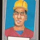1992 Confex The Baseball Enquirer #63 Andres Galarraga