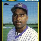 1991 Toys'R'Us Rookies #29 Greg Vaughn